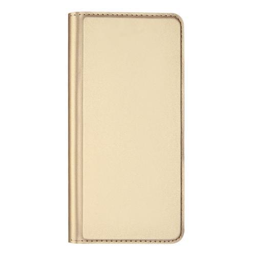 Slim Softcase Booktype voor de iPhone 11 - Goud