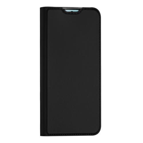 Slim Softcase Booktype voor de Samsung Galaxy S10 Lite - Zwart