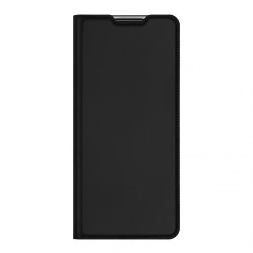 Slim Softcase Booktype voor de Sony Xperia 5 II - Zwart