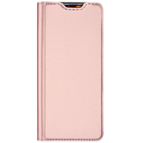 Slim Softcase Booktype voor de Xiaomi Mi 10 (Pro) - Rosé Goud