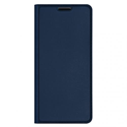 Slim Softcase Booktype voor de Xiaomi Mi 11 Lite (5G) / Mi 11 Lite (4G) - Donkerblauw