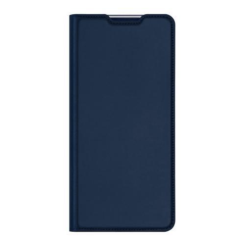 Slim Softcase Booktype voor de Xiaomi Redmi 9 - Donkerblauw