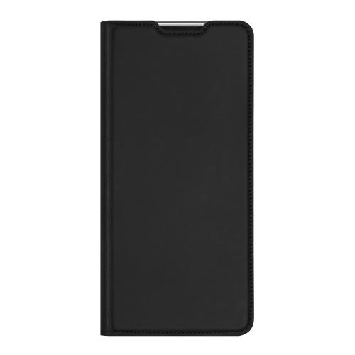 Slim Softcase Booktype voor de Xiaomi Redmi 9 - Zwart
