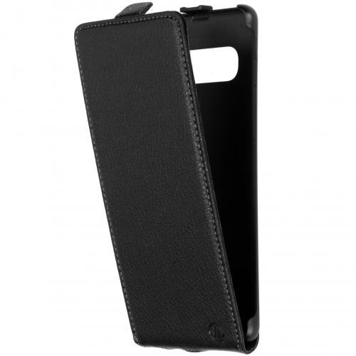 Smartcase voor de Samsung Galaxy S10 Plus - Zwart