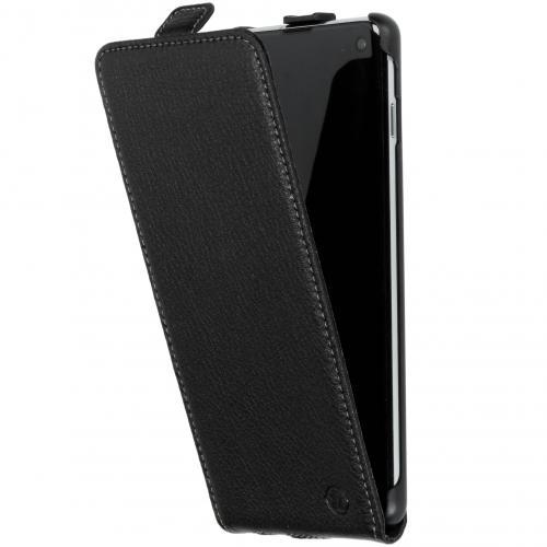 Smartcase voor de Samsung Galaxy S10 - Zwart