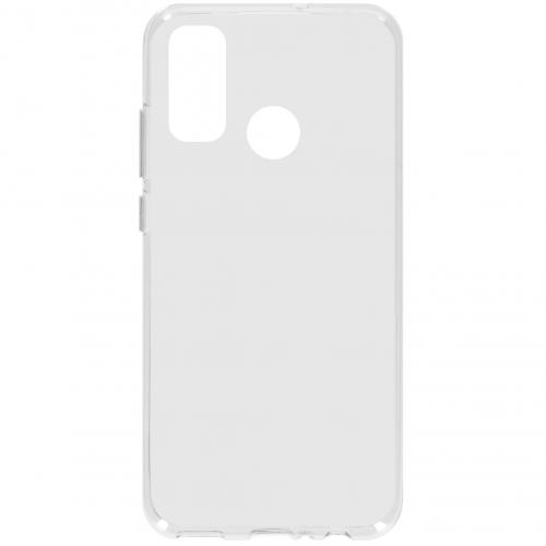 Softcase Backcover voor de Huawei P Smart (2020) - Transparant