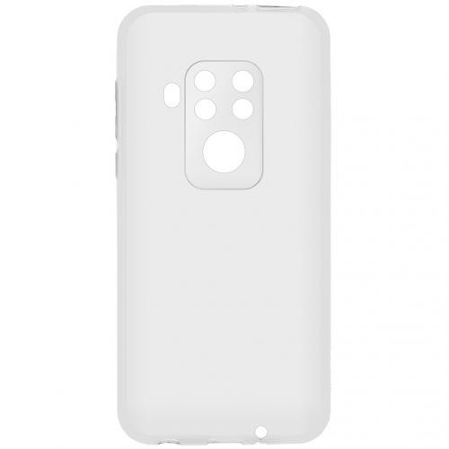 Softcase Backcover voor de Motorola One Zoom