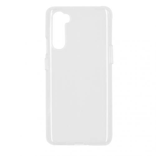 Softcase Backcover voor de OnePlus Nord - Transparant