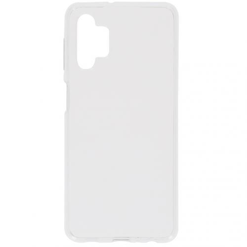 Softcase Backcover voor de Samsung Galaxy A32 (5G) - Transparant