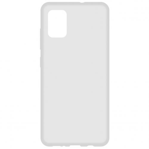 Softcase Backcover voor de Samsung Galaxy A51 - Transparant