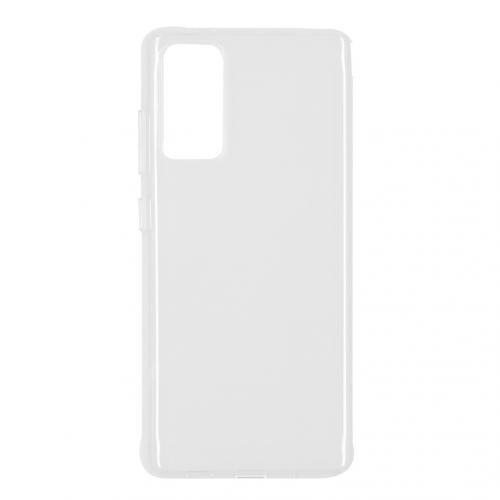 Softcase Backcover voor de Samsung Galaxy S20 FE - Transparant