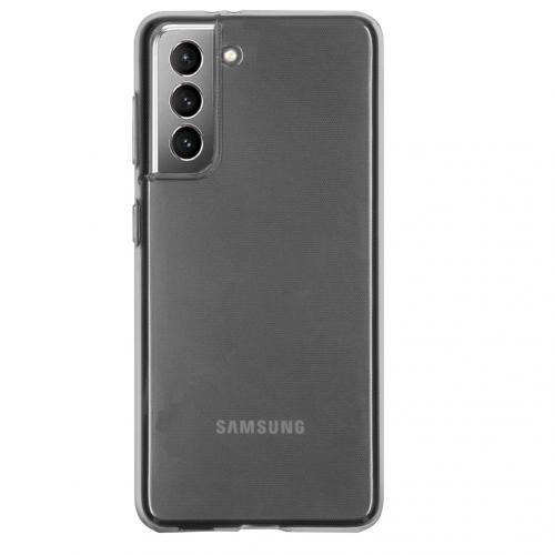 Softcase Backcover voor de Samsung Galaxy S21 - Transparant