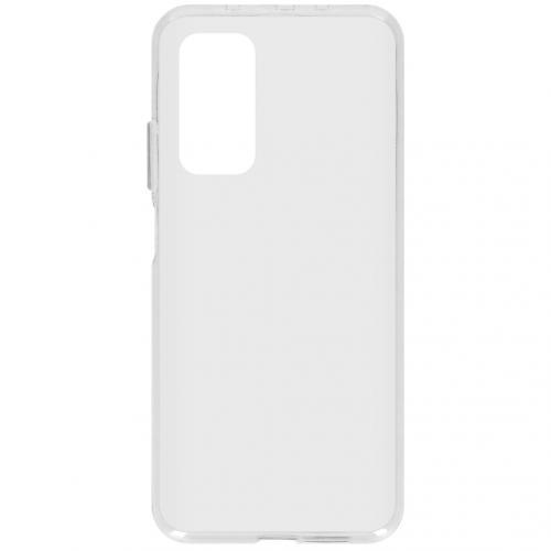 Softcase Backcover voor de Xiaomi Mi 10T (Pro) - Transparant