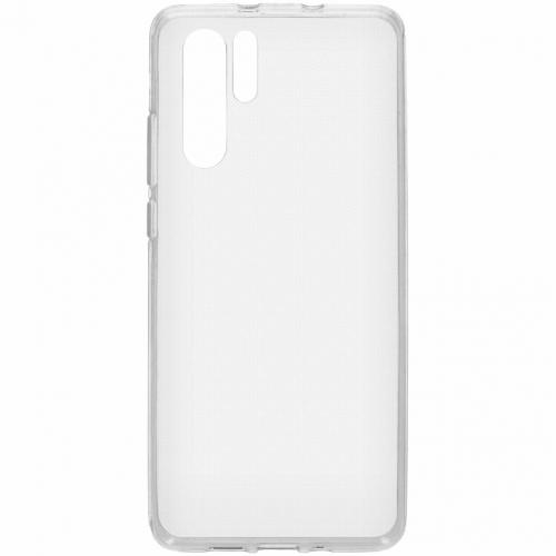 Softcase Backcover voor Huawei P30 Pro - Transparant