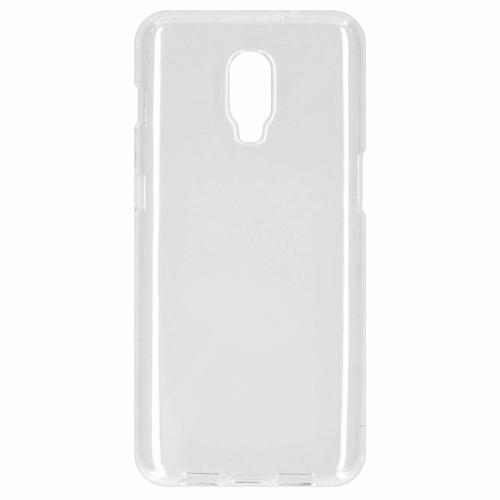 Softcase Backcover voor OnePlus 6T - Transparant