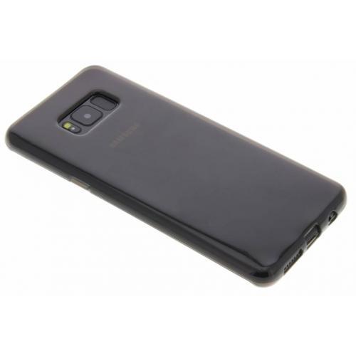 Softcase Backcover voor Samsung Galaxy S8 Plus - Grijs