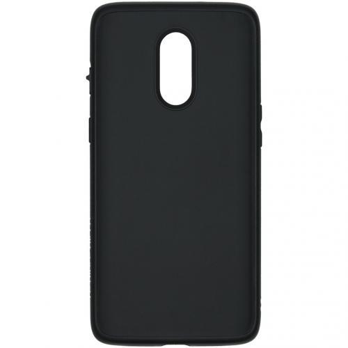 SolidSuit Backcover voor de OnePlus 7 - Classic Black