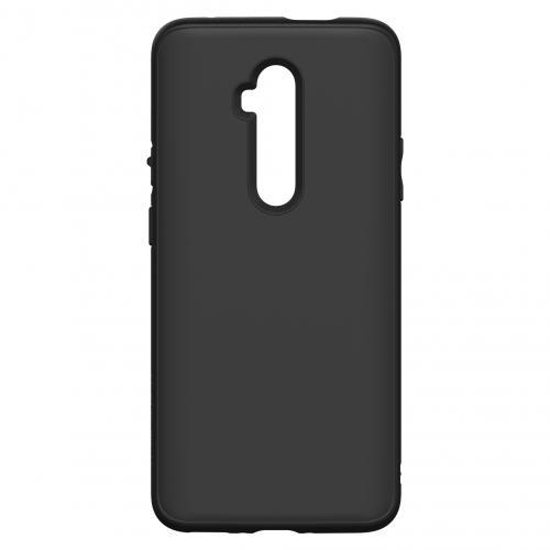 SolidSuit Backcover voor de OnePlus 7T Pro - Classic Black