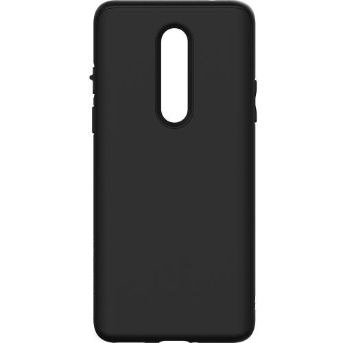 SolidSuit Backcover voor de OnePlus 8 - Classic Black