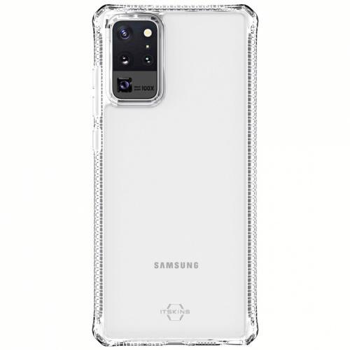 Spectrum Backcover voor de Samsung Galaxy Note 20 - Transparant