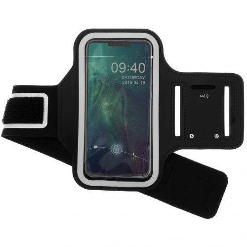 Sportarmband voor de Huawei Mate 30 - Zwart