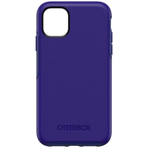 Symmetry Backcover voor de iPhone 11 - Donkerblauw