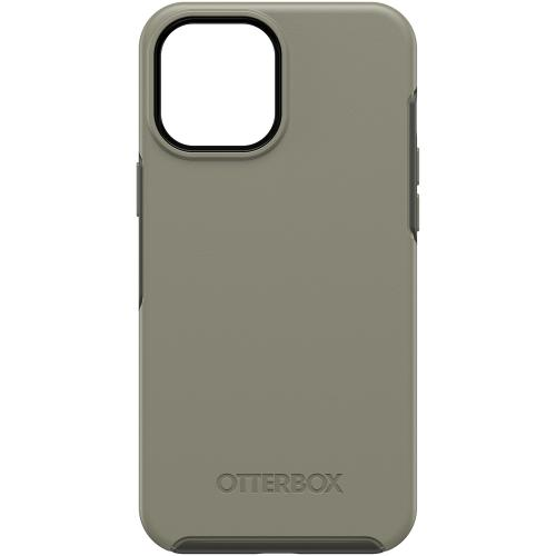 Symmetry Backcover voor de iPhone 12 Pro Max - Earl Grey