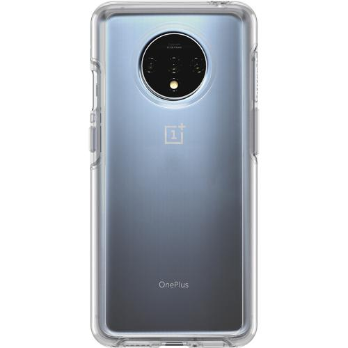 Symmetry Clear Backcover voor de OnePlus 7T - Transparant