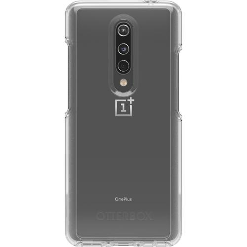 Symmetry Clear Backcover voor de OnePlus 8 - Transparant