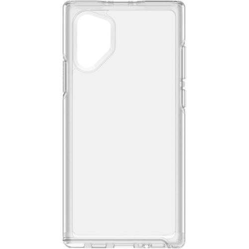 Symmetry Clear Backcover voor de Samsung Galaxy Note 10 Plus - Transparant