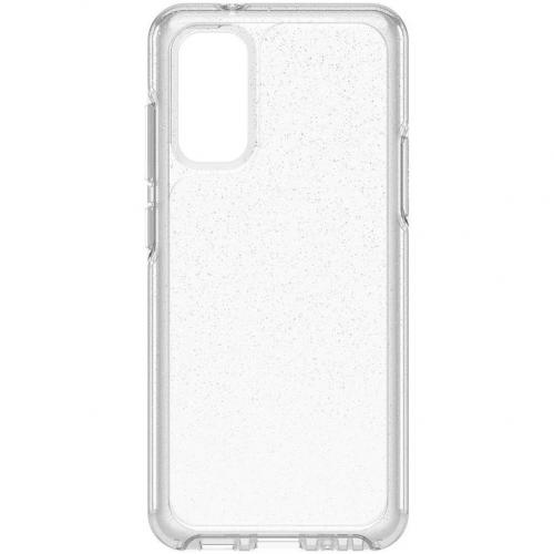 Symmetry Clear Backcover voor de Samsung Galaxy S20 - Stardust