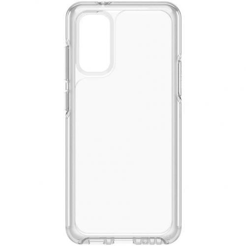 Symmetry Clear Backcover voor de Samsung Galaxy S20 - Transparant