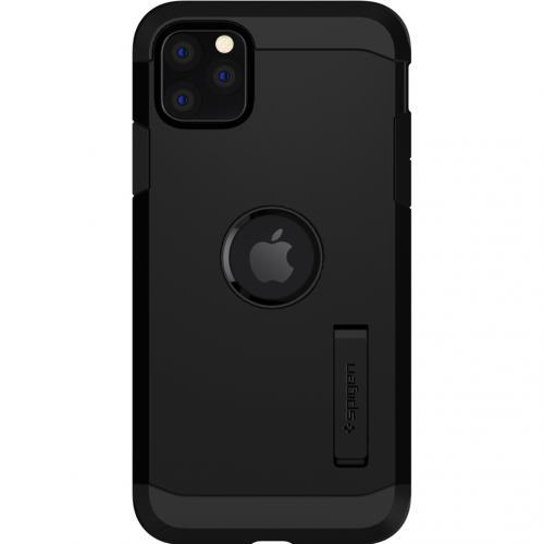 Tough Armor Backcover voor de iPhone 11 Pro - Zwart