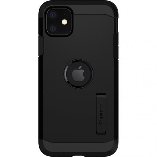 Tough Armor Backcover voor de iPhone 11 - Zwart