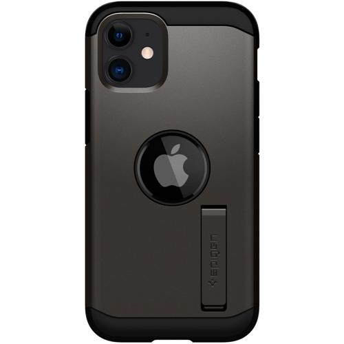 Tough Armor Backcover voor iPhone 12 Mini - Grijs