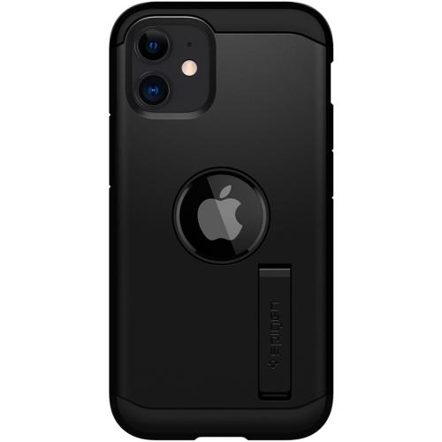 Tough Armor Backcover voor iPhone 12 Mini - Zwart