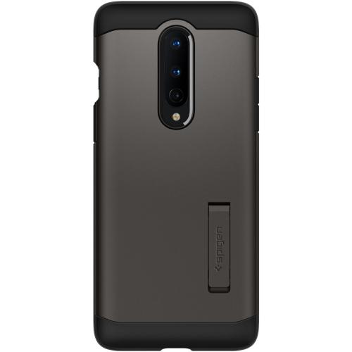 Tough Armor Backcover voor OnePlus 8 - Gunmetal