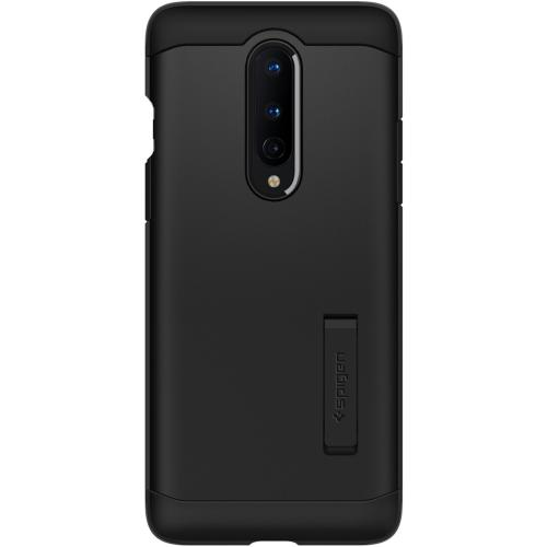 Tough Armor Backcover voor OnePlus 8 - Zwart