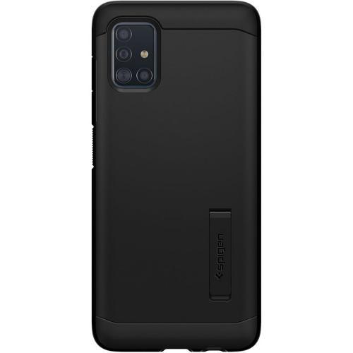 Tough Armor Backcover voor Samsung Galaxy A71 - Zwart