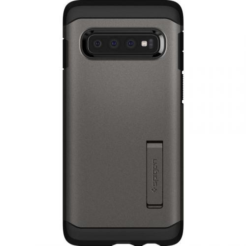 Tough Armor Backcover voor Samsung Galaxy S10 Plus - Grijs
