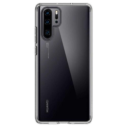 Ultra Hybrid Backcover voor de Huawei P30 Pro - Transparant