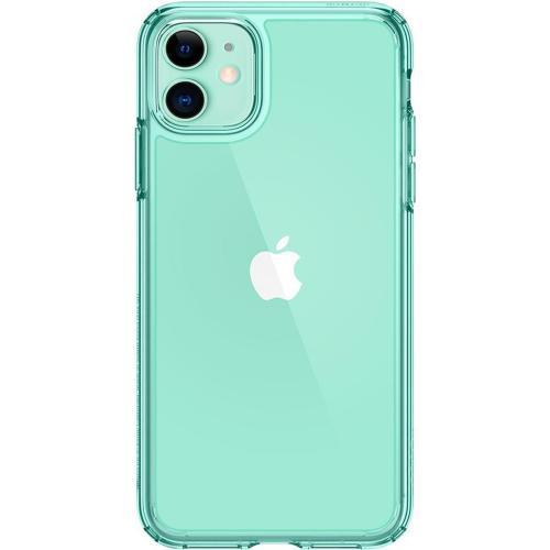 Ultra Hybrid Backcover voor de iPhone 11 - Groen