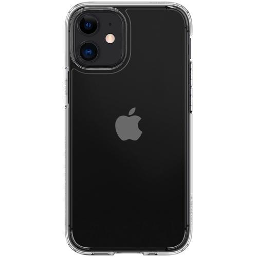 Ultra Hybrid Backcover voor de iPhone 12 Mini - Transparant