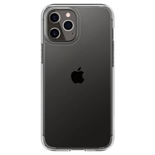 Ultra Hybrid Backcover voor de iPhone 12 Pro Max - Transparant