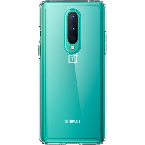 Ultra Hybrid Backcover voor de OnePlus 8 - Crystal Clear