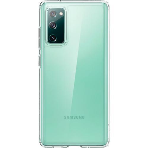 Ultra Hybrid Backcover voor de Samsung Galaxy S20 FE - Transparant