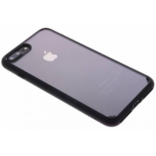 Ultra Hybrid Backcover voor iPhone 8 Plus / 7 Plus - Zwart