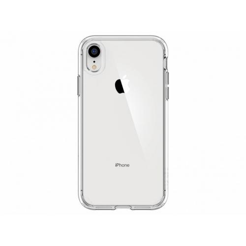 Ultra Hybrid Backcover voor iPhone Xr - Transparant