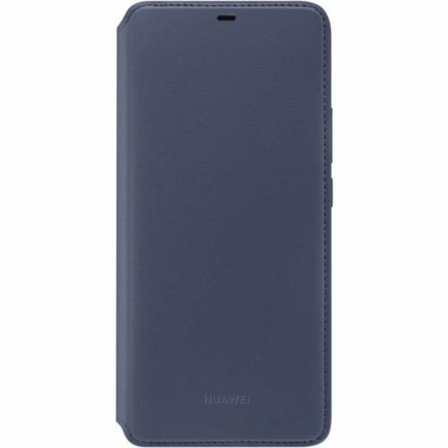 Wallet Booktype voor de Huawei Mate 20 Pro - Blauw