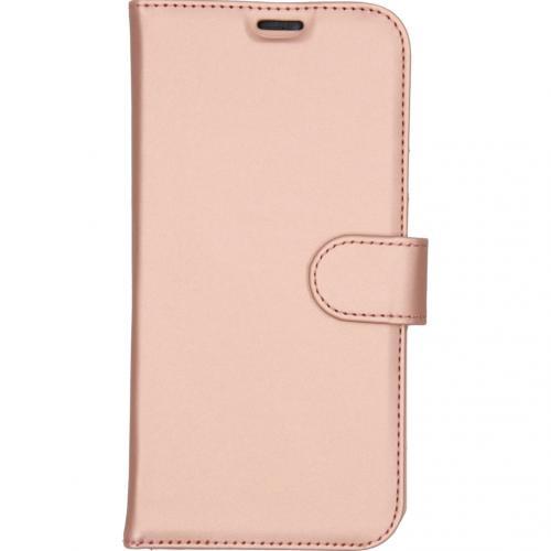 Wallet Softcase Booktype voor de iPhone 11 Pro Max - Rosé Goud